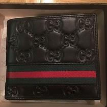 Gucci Men's Wallet Photo