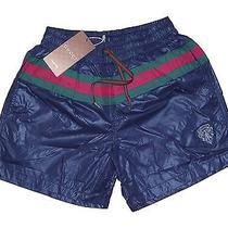 Gucci Men Swimsuit Men Swimwear Men Swimming Shorts Size M Photo