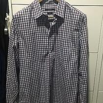 Gucci Mens Checked Shirt  Photo