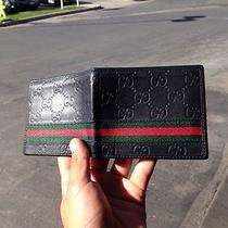 Gucci Mens Wallet Photo