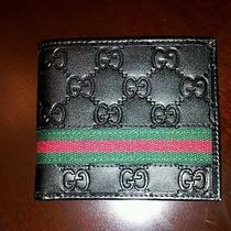 Gucci Mens Wallet Photo