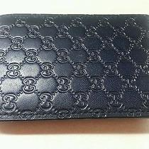 Gucci Mens Wallet Card Holder  Photo