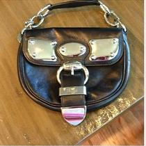 Gucci Metallic Purse Photo