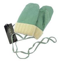 Gucci Mittens Gloves Fashion Items Girls Boys Allowed Children Ggpattern Green Photo