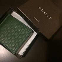 Gucci Money Clip Wallet Photo