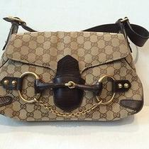 Gucci Monogram Handbag Beautiful Photo