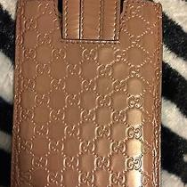 Gucci Monogram Patent Leather Iphone 4s Case Photo