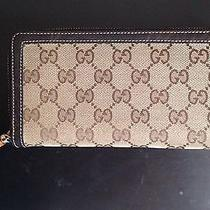 Gucci Monogram Wallet Tassle Photo