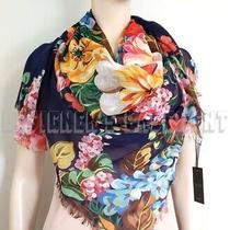 Gucci Navy Josephine Runway Floral 47
