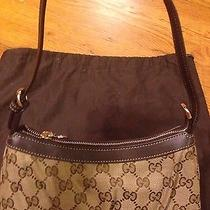 Gucci Original Gg  Strap Handbag Photo