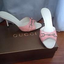 Gucci Original Sandals size39.5c and 36.5c Photo
