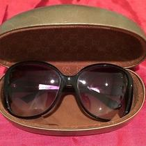 Gucci Oversized Designer Sunglasses Photo