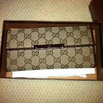 Gucci Purse and Wallet.  Good Condition Photo
