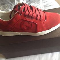 Gucci Rebound Sneaker Low Top Red Photo