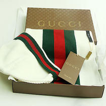 Gucci Scarf and Hat Set in Box Photo