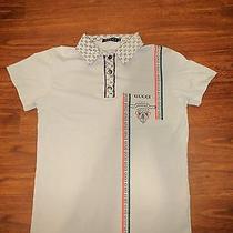Gucci Short Sleeve Polo Photo