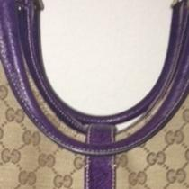 Gucci Signature Hobo Shoulder Bag  Photo