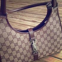 Gucci Signature Shoulder Handbag Photo