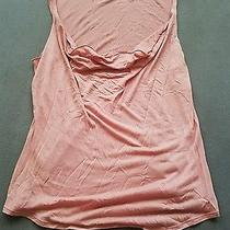 Gucci Slouch Neck Tank Top Blush Color Size S Photo