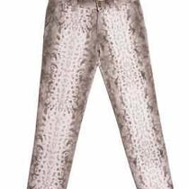 Gucci Snakeskin Print Jeans Skinny Size 38 (S/m) Vintage Perfect Condition Photo