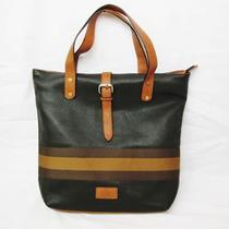 Gucci Soft Black Leather Tote Bag New Photo