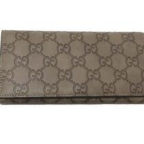 Gucci Ssima Zipper Wallet (Dh30217)  Photo