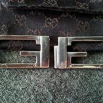 Gucci Sterling Silver Key Fob Photo