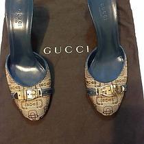 Gucci Summer Heels Photo
