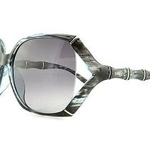 Gucci Sunglasses 3508/s 0234 Gray Horn Photo