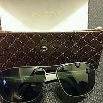 Gucci Sunglasses Gg 2234/s Dark Ruthenium Grey Polarized 8ebuc Authentic Photo