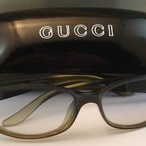 Gucci Sunglasses in Case - Gg 2456/s - G9h - 55-16 - 120 - Made in Italy Photo