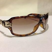 Gucci Sunglasses Model Gg2590/s Bmhdlmade in Italynew W Defectbrown Gradient Photo