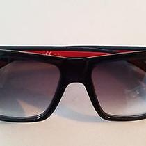 Gucci Sunglasses Unisex 1013/s Black Frame/gray Lens Square 56mm Sunglasses Photo