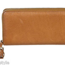 Gucci Tan Leather Marrakech Wallet Photo