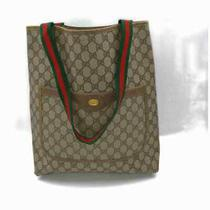 Gucci Tote Bag  Browns Pvc 1501228 Photo