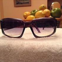 Gucci Transparent Blue Sunglasses Photo