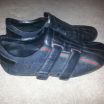 Gucci Velcro Sneaker Low Top Size 9 Photo