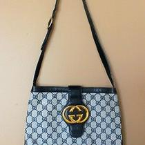 Gucci Vintage 80s Chic Beverly Hills Style Jackie O Bag Photo