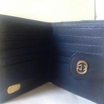 Gucci Vintage Blue Wallet  Photo