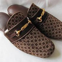 Gucci Vintage Horsebit Bedroom Slippers Italy Eu 42 (Usa Men's 8.5 or Women's 9) Photo