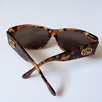Gucci Vintage Sunglasses Unisex Model Gg 2151 Ns D19 100% Authentic