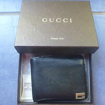 Gucci Wallet 100% Authentic Made in Italy Photo