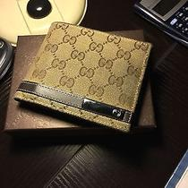 Gucci Wallet 100% Authentic W/ Original Receipt Photo