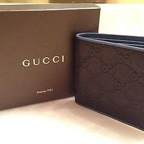 Gucci Wallet Auth Brand New. Photo