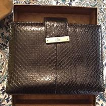Gucci Wallet Notebook - Brand New in Box Authentic Gucci Leather  Photo