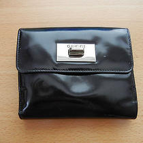 Gucci Wallet Purse Enameled Leather Photo