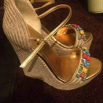 Gucci Wedges Photo