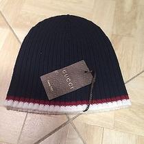 Gucci Winter Hat 100% Wool Photo