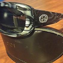 Gucci  Women's Designer Sunglasses Gg 2971/s New Color Black-Gray Photo