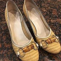 Gucci Women's Shoes Pumps Size 8b Original Heels Photo